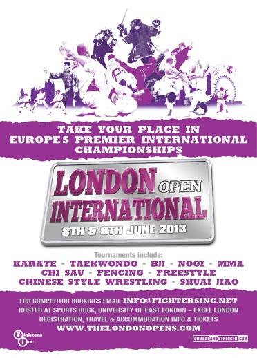 London Open 2013